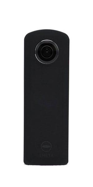 リコー360度カメラTHETAS:商品イメージ