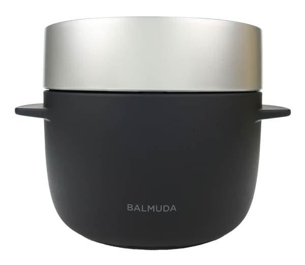 バルミューダ炊飯器BALMUDATheGohan:商品イメージ