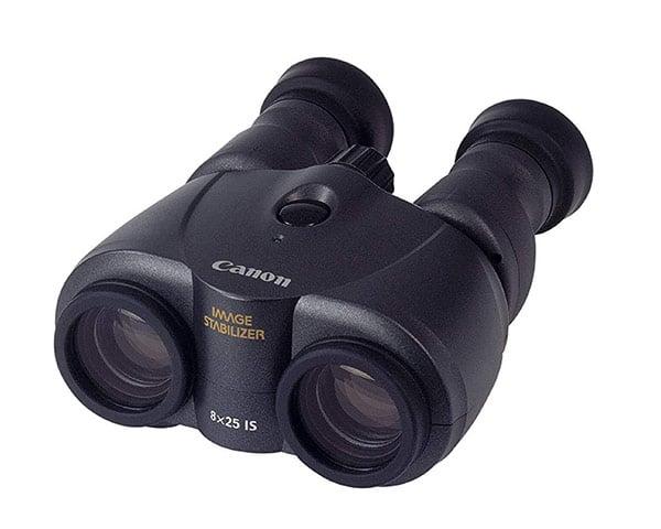 キャノン防振双眼鏡8x25IS:商品イメージ