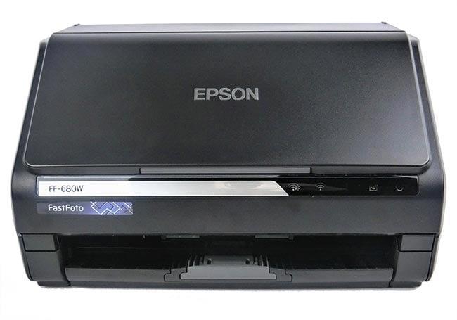 エプソンフォトスキャナーFF-680W:商品イメージ