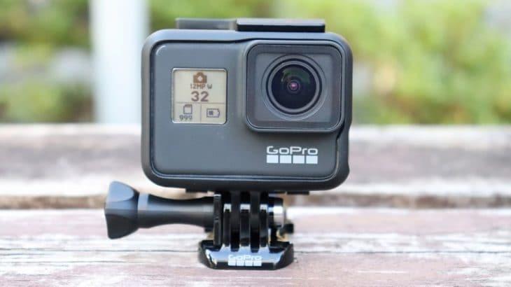 GoPro HERO7 blackを徹底レビュー!体験と口コミで分かった本当の評価