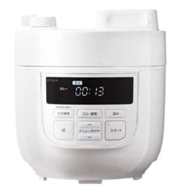 シロカ_電気圧力鍋_SP-D131