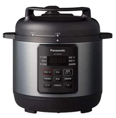 パナソニック_電気圧力鍋_SR-MP300