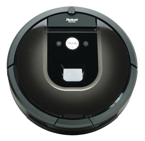 アイロボット_ロボット掃除機_ルンバ980