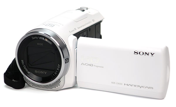 ソニー_ビデオカメラ_HDR-CX680